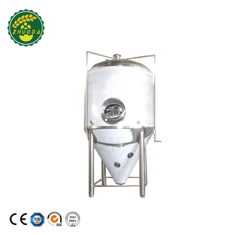 1000L jacketed fermentation tanks for sale mini beer brewery