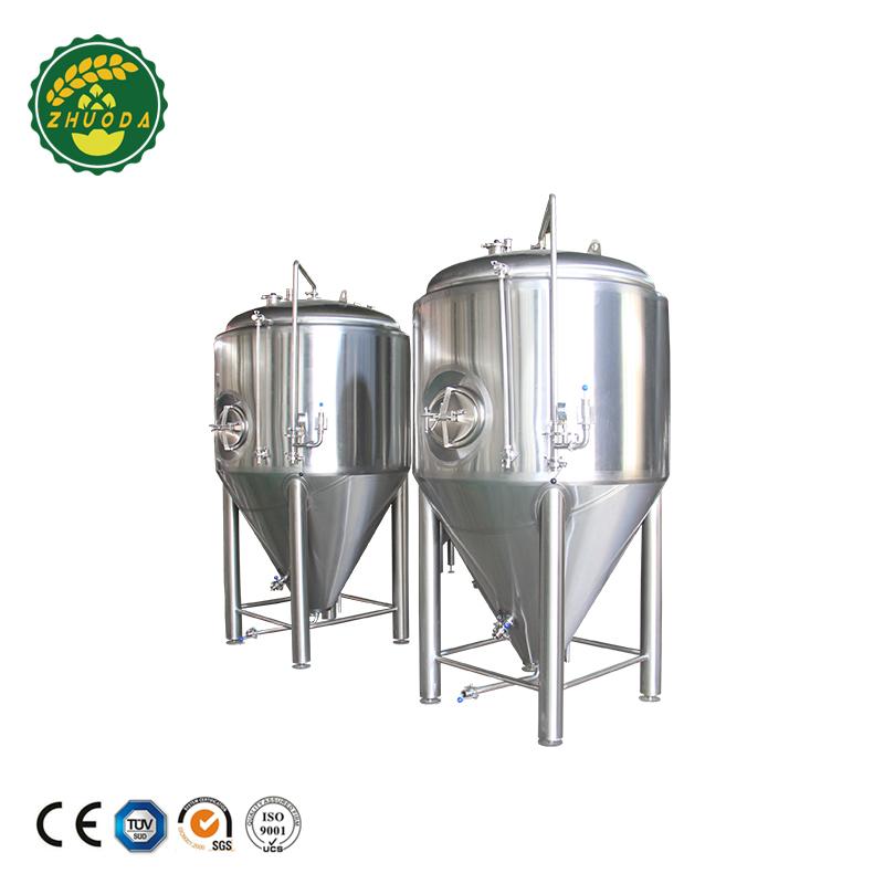 20bbl glycol jacket beer fermentation tanks