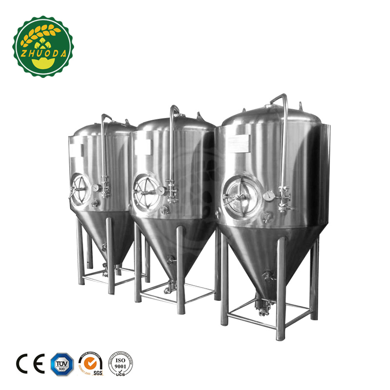 1000 Gallon Industrial Stainless Steel Rectangular Beer Fermentation Tank Price