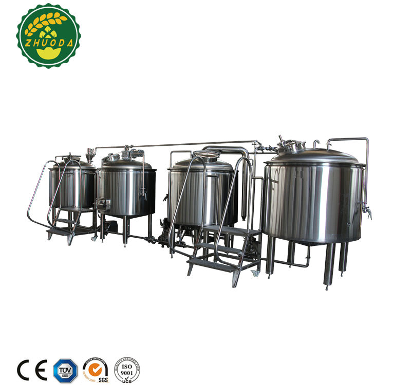 7bbl draft beer brewing equipment for sale