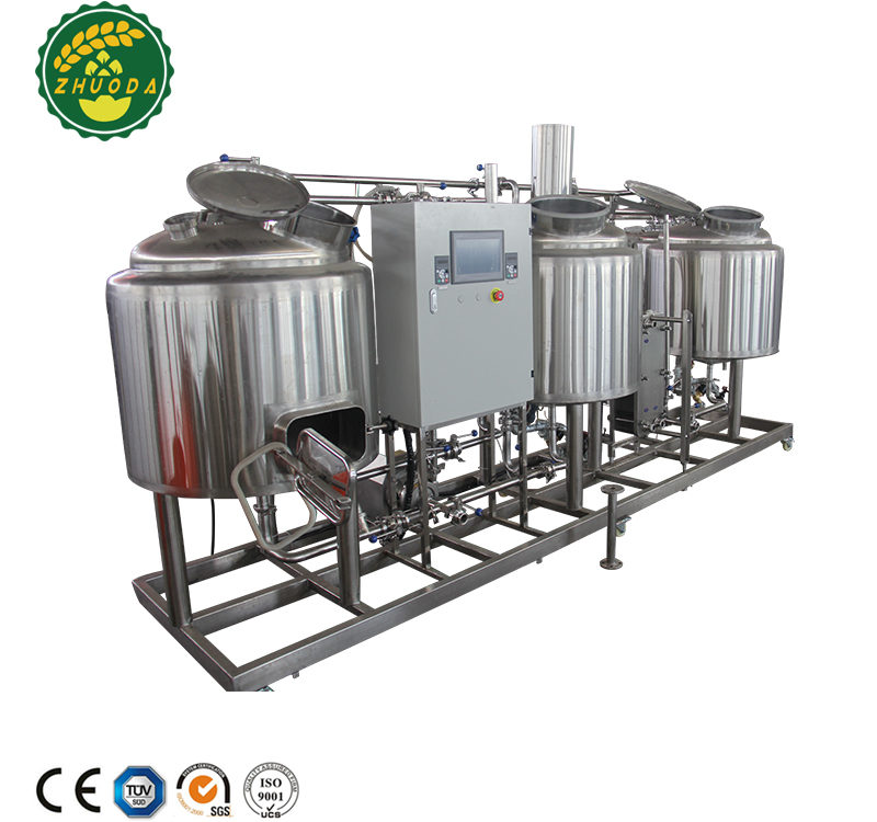 200L home brewing system beer making machine