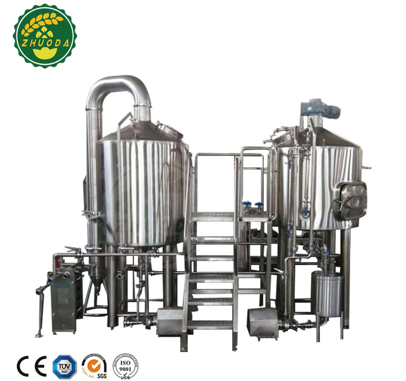 3BBL,4BBL,5BBL,7BBLbrewery/ beer manufacturing plant for trappist beer