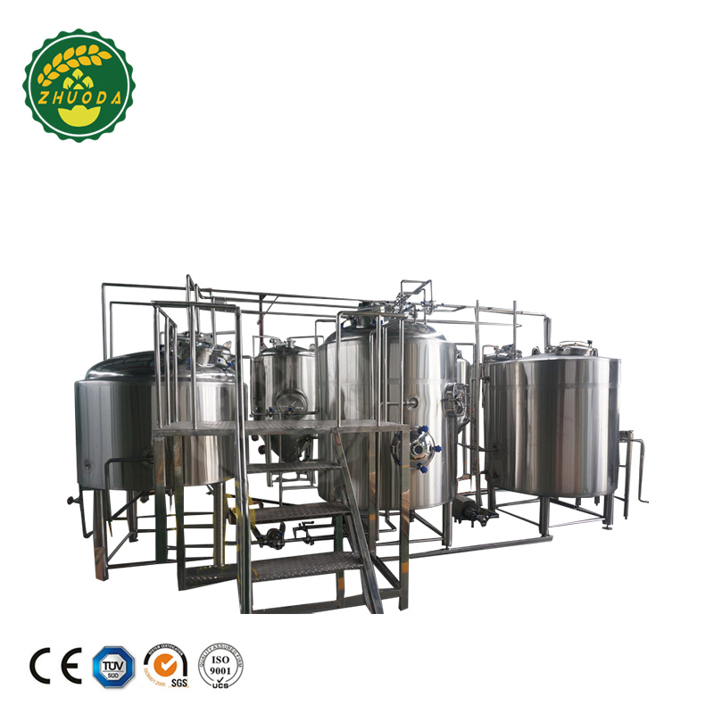 1000L Brewpub beer brewing system brewery equipment for sale