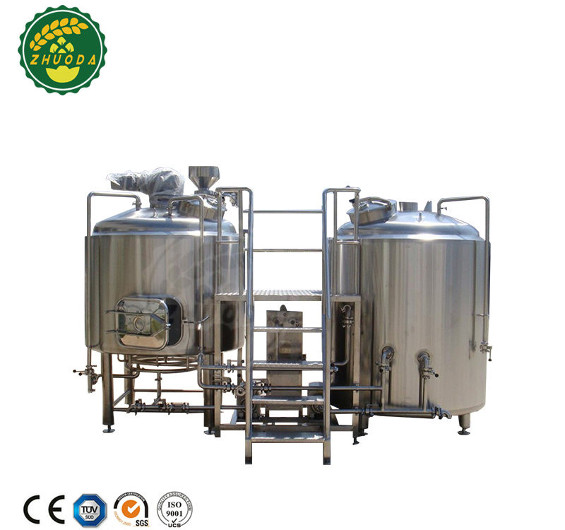 Personal Beer Brewing Equipment For Beer Brewing Equipment 500l Per Batch To Start Your Own Business Machine