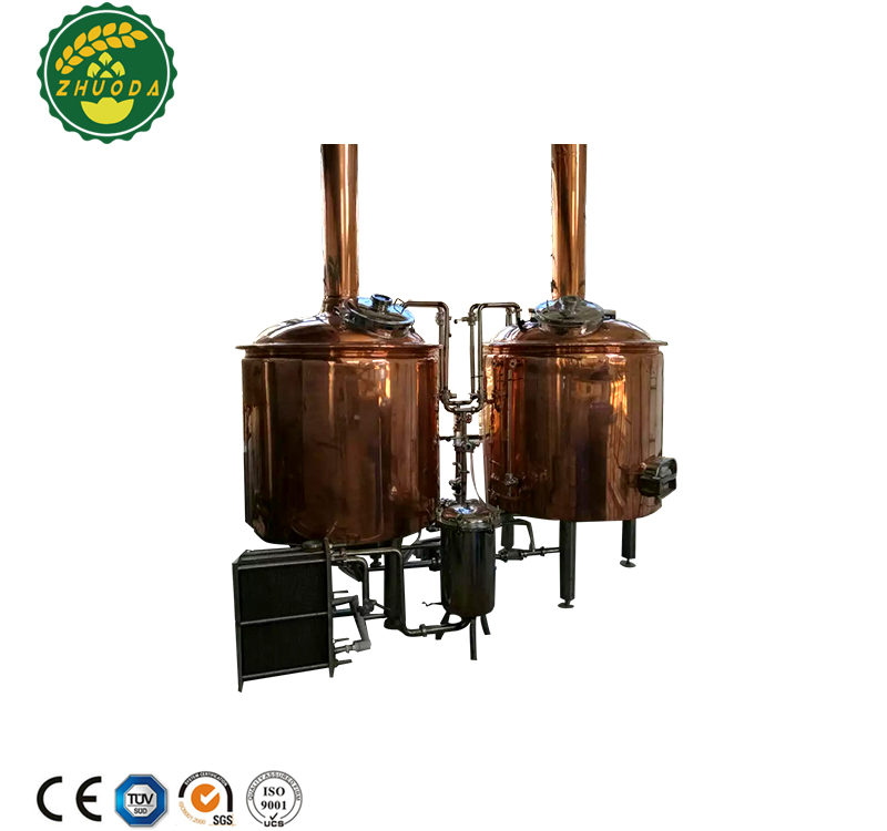 China manufacturer supply beer making system for tavern