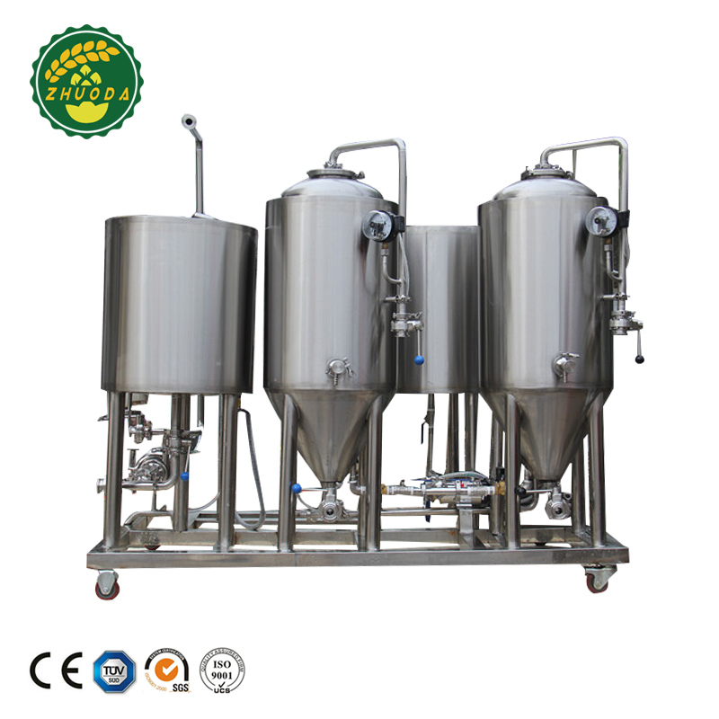 Home beer brewing systems