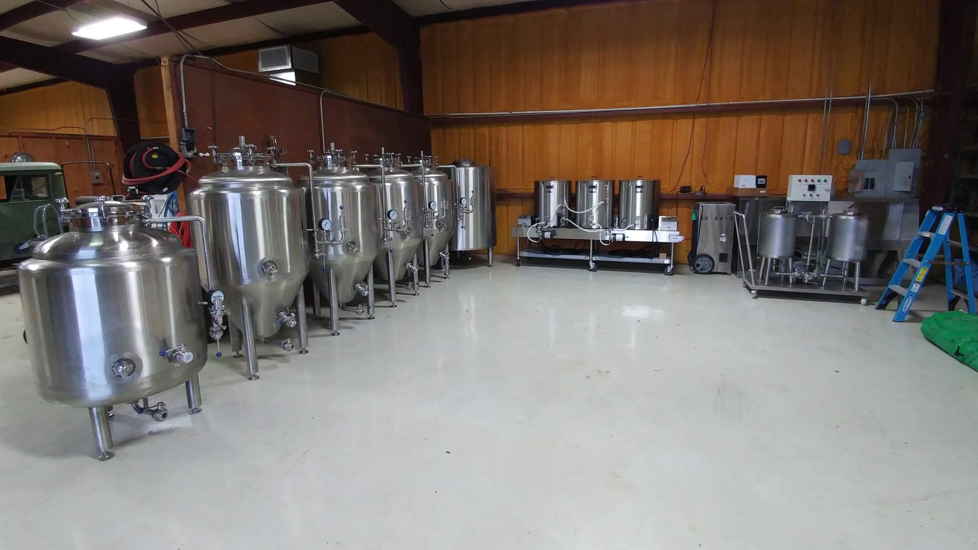 2bbl brewing system to Houston